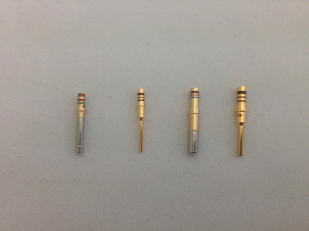 DTM/DT GOLD PINS AND SOCKETS