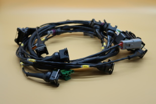 DURATEK CONTROL MOTEC M4 ENGINE WIRING LOOM