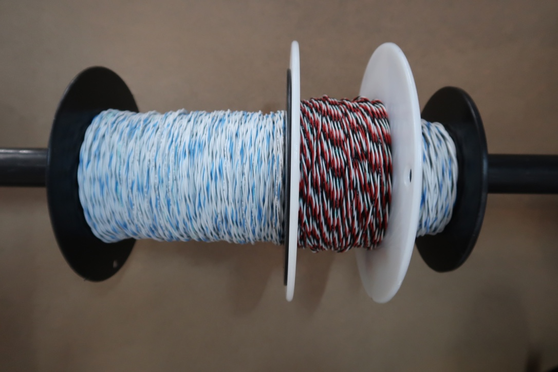 2 CORE & 3 CORE PRETWISTED UNSCREENED WIRE (2 METRE MINIMUM)
