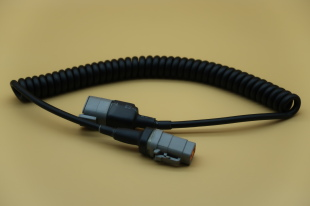 MoTeC CURLY CORD